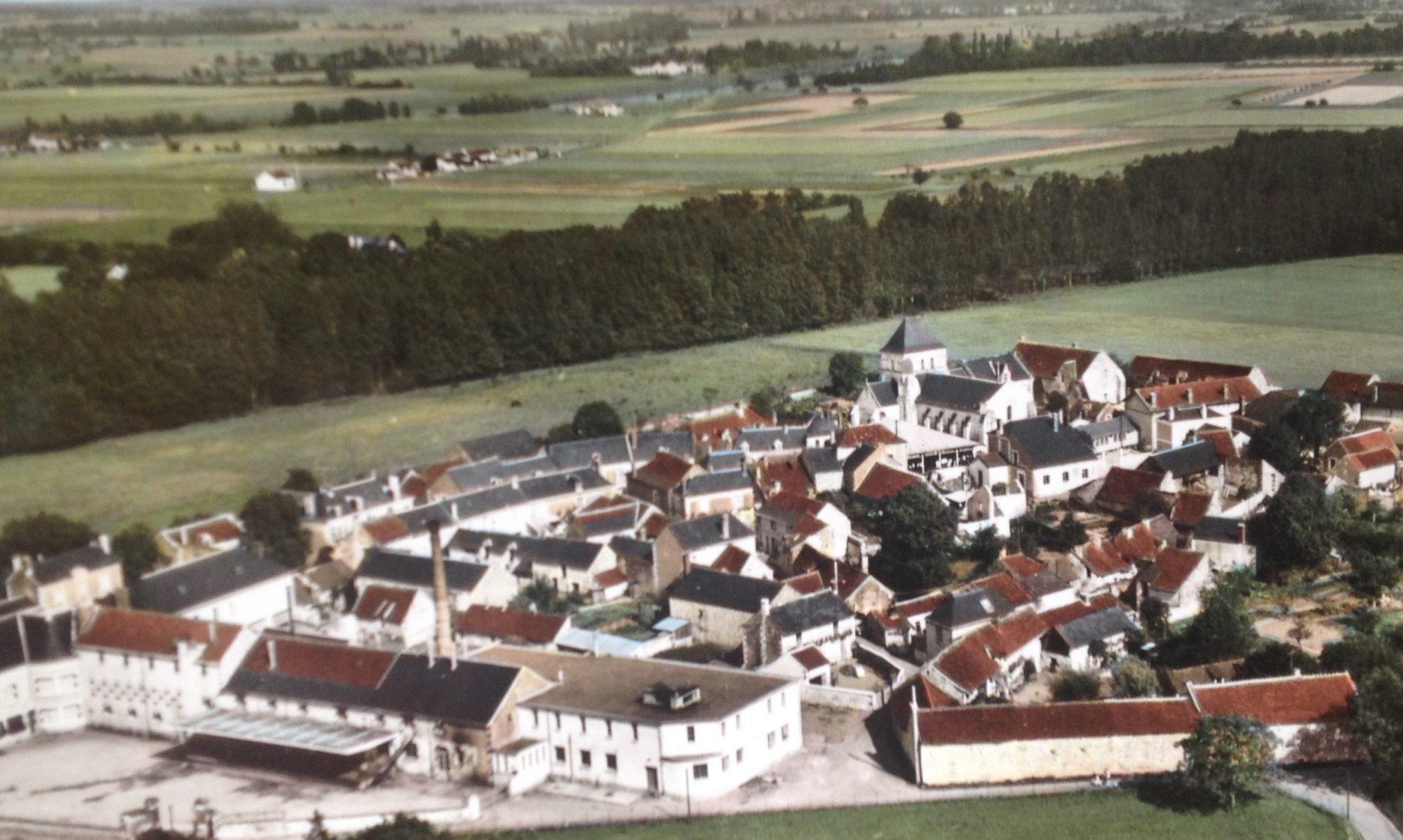 Mairie de Parçay-sur-Vienne
