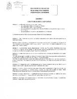 reglement salle polyvalente
